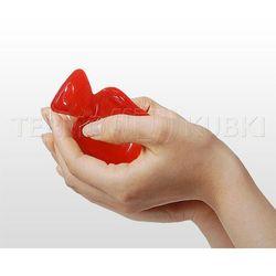 Ogrzewacz do rąk w sweterku HOTY (czerwony)