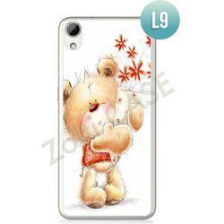 Obudowa Zolti Ultra Slim Case - HTC Desire 626 - Romantic- Wzór L9 - L9