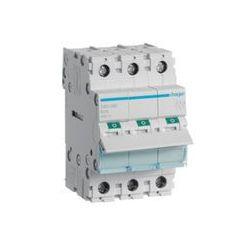 Modułowy rozłącznik izolacyjny, 3P 100A - Hager SBN390