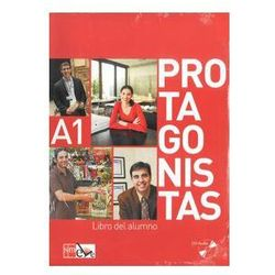 Protagonistas A1 podręcznik z ćwiczeniami CD audio 2
