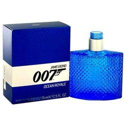 James Bond 007 Ocean Royale Woda toaletowa dla mężczyzn 75ml James Bond 007 Quantum Woda toaletowa dla mężczyzn 75ml (-17%)