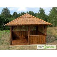 Altana ogrodowa 3m x 3m - A4