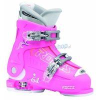 Buty narciarskie Idea 6in1 Roces (różowe) Dostawa GRATIS!