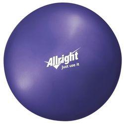 Piłka gimnastyczna OVER BALL 18 cm Allright (fioletowa)