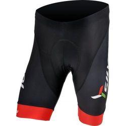 Męskie rowerowe spodnie Silvini Team MP259 black