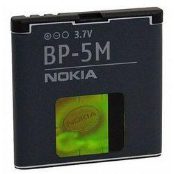 Oryginalna bateria BP-5M - 900 mAh - Nokia 5610 XpressMusic, 5700 XpressMusic, 6110 Navigator, 6220 classic, 6500 slide, 7390, 8600 Luna Opakowanie Bulk