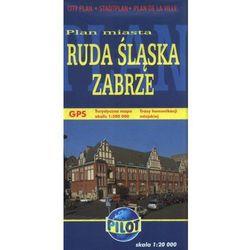 Plan miasta Ruda Śląska Zabrze. 1:20 000 (opr. broszurowa)