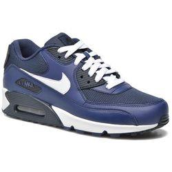 Tenisówki i trampki Nike Nike Air Max 90 Essential Męskie Niebieskie 100 dni na zwrot lub wymianę