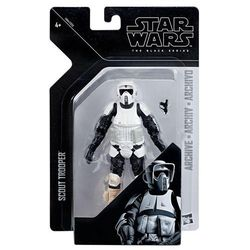 Hasbro Star Wars Black Series E4044 Scout Trooper Episode VI 15 cm