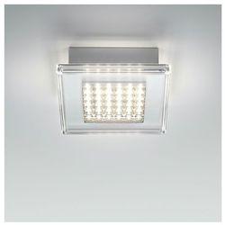 QUADRILED - Plafon LED Przezroczysty