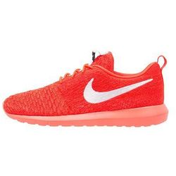 Nike Sportswear FLYKNIT ROSHE ONE Tenisówki i Trampki bright crimson/white/university red