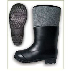 Buty z filcu i PCV - wzór 400