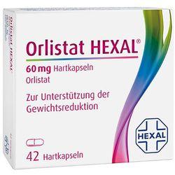 Orlistat Hexal 60 mg kapsułki twarde 42 szt.