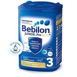 Bebilon Junior 3 z Pronutra+, mleko modyfikowane, proszek 800g