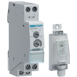 Wyłącznik zmierzchowy +czujnik w obudowie EEN100 HAG