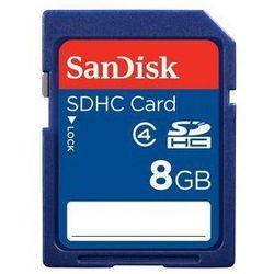 Karta SANDISK SDHC 8GB