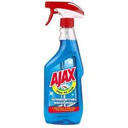 Płyn do mycia szyb AJAX niebieski 500ml
