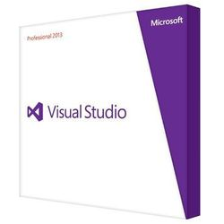 MICROSOFT VISUAL STUDIO PRO 2013 ENGLISH DVD