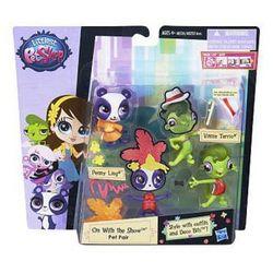 Zestaw Littlest Pet Shop Za kulisami A8534 Hasbro