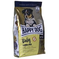 HAPPY DOG Baby Jagnięcina i Ryż 4kg