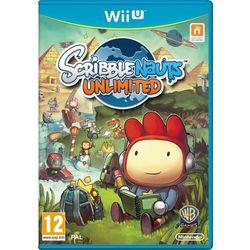 Nintendo Wii U Scribblenauts