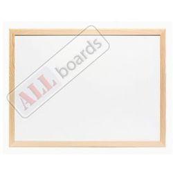 Tablica magnetyczna (rama drewniana) 100x80 cm