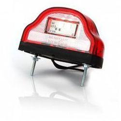 Lampa LED oświetlenia tablicy rejestracyjnej (409)