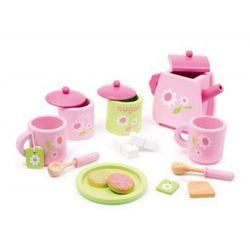 Akcesoria kuchenne do zabawy dla Dzieci - drewniane