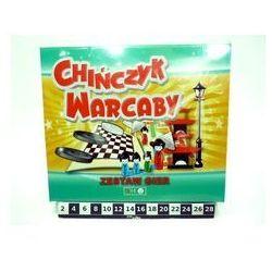 Chińczyk / Warcaby. Zestaw gier
