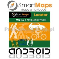 Nawigacja dla Androida-Smart Maps Locator-Szczegółowa mapa Czech-01:10 000