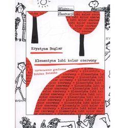 Klementyna Lubi Kolor Czerwony (opr. twarda)