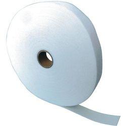 Taśma rzepowa Do wiązania element z pętelkami i haczykami (DxS) 25000 mm x 25 mm Biały Fastech ETN FAST-Strap 25 MM 25 m