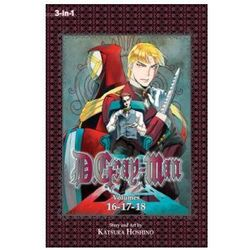 D. Gray-Man 3-in-1 Edition 6