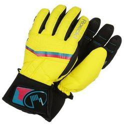 Roeckl Sports ALMELO Rękawiczki pięciopalcowe yellow