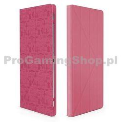 "Bush Canyon""Life Is"" OUN-C24UT10 dla Sony Xperia Tablet, Pink Z2"