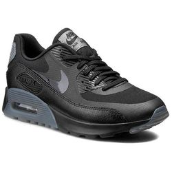 Buty NIKE - W Air Max 90 Ultra Essential 724981 005 Black/Black/Cool Grey/Pr Pltnm
