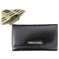 62320c288911c portfele portmonetki portfel damski skorzany nicole 14 cm klamra i ...