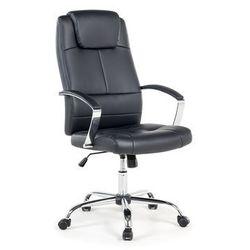 Krzeslo czarne - biurowe - obrotowe - komputerowe - TOP