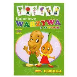 Cebulka Kolorowe warzywa i owoce-wyprzedaż (opr. broszurowa)