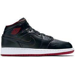 Buty Nike Air Jordan 1 Mid (BG) (554725-028) - 554725-028 iD: 9893 (-35%)