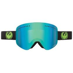 okulary Dragon NFX - Jet/Green Ionized/Yellow Blue Ionized