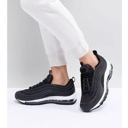 Nike Air Max 97 Trainers In Black Black