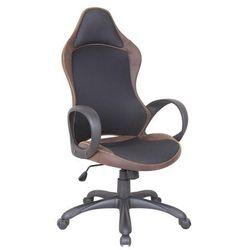 Fotel gabinetowy, obrotowy HALMAR RAPTOR, DOSTAWA GRATIS