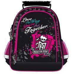 Plecak szkolny Monster High seria 4