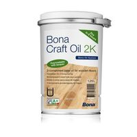 BONA CRAFT OIL 2K - Czekolada 1,25 L