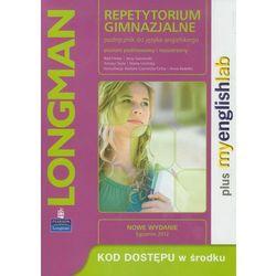 Longman Repetytorium Gimnazjalne Poziom Podstawowy i Rozszerzony Plus Testy My English Lab (opr. miękka)