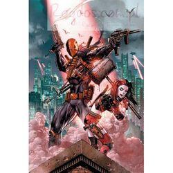 DC Comics Deathstroke i Harley Quinn - plakat