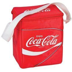 Torba termoizolacyjna, pasywna Ezetil Coca Cola Classic 5 5225, 4.8 l, Czerwony