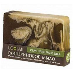 EcLab - Naturalne mydło glicerynowe OLIWKOWE
