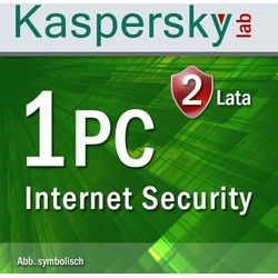 Kaspersky Internet Security Multi Device 2016 1 PC 2 lata